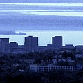 Boston Skyline From Quincy by Bill Driscoll