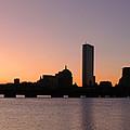 Boston Skyline by Juergen Roth
