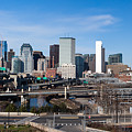 Boston Skyline Panorama 3 by Brian MacLean