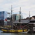 Boston Tea Party 14bos045 by Howard Stapleton