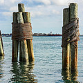 Boston's Harbor by Lisa Kilby