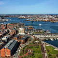 Boston's North End by Judy Luca
