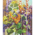Botanical Abstraction by Betsy Derrick