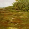 Botany Bay Plantation Marsh by Rosie Phillips