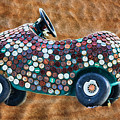 Bottle Cap Buggy by John Haldane