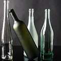 Bottle Collection by Carlene Smith
