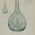 Bottle by Francis Law Durand