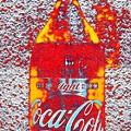 Bottle Of Coca-cola by Daniel Janda