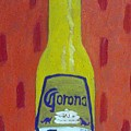 Bottle Of Corona Light by Patrice Tullai