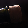 bottle top and Cork by Steve Somerville