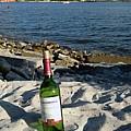 Bottled Beach by Steve Sperry