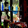 Bottles And Shadows by Mexicolors Art Photography