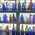 Bottles by George Elliott