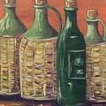 Bottles by Jeanie Watson