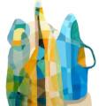 Bottles Still Life by Carola Ann-Margret Forsberg