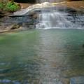 Bottom Of Falls by Wanda Krack