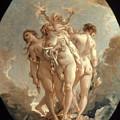 Boucher: Three Graces, 18 C by Granger