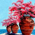 Bougainvillea by SueEllen Cowan