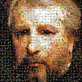 Bouguereau Self Portrait by Gilberto Viciedo