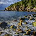 Boulder Beach Morning by Rick Berk