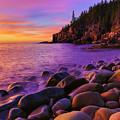 Boulder Beach Sunrise by Nancy Dunivin