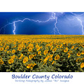 Boulder  County Colorado by James BO  Insogna