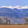 Boulder County Colorado Panorama by James BO  Insogna