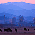 Boulder County Industry Meets Country by James BO Insogna