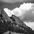 Boulder Flatirons 2 by Marilyn Hunt