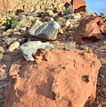 Boulders Above Camprground by Ray Mathis