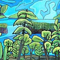 Boundary Waters by James O'Connell