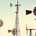 Bountiful Windmills by Todd Klassy