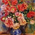 Bouquet 1913 by Renoir PierreAuguste