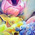 Bouquet by Muriel Dolemieux
