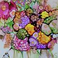 Bouquet Of Blooms by Joanne Smoley