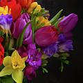 Floral Dance by Anastasy Yarmolovich