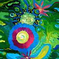 Bouquet Tropical by Ishwar Malleret