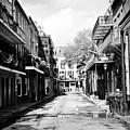 Bourbon Alley by Chris Frasier