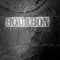 Bourbon In Black And White by Greg Mimbs