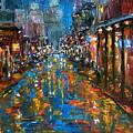 Bourbon Street Blues by Debra Hurd