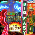 Bourbon Street Neon by Alex Demyan