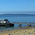 Bournemouth Pier Dorset - May 2010 by Chris Day