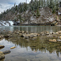 Bow Falls On A Spring Like Day by Rafael Marrero Reiley