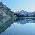 Bow Lake Panorama by Christian Heeb
