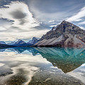 Bow Lake Sky by Pierre Leclerc Photography