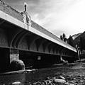 Bow River Bridge  by Brittney Norton