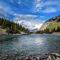 Bow River Alberta by Karl Anderson