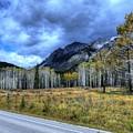 Bow Valley Parkway Banff National Park Alberta Canada by Wayne Moran