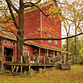 Bowens Cider Mill by Susan Rissi Tregoning