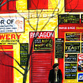 Bowery by Leonardo Ruggieri